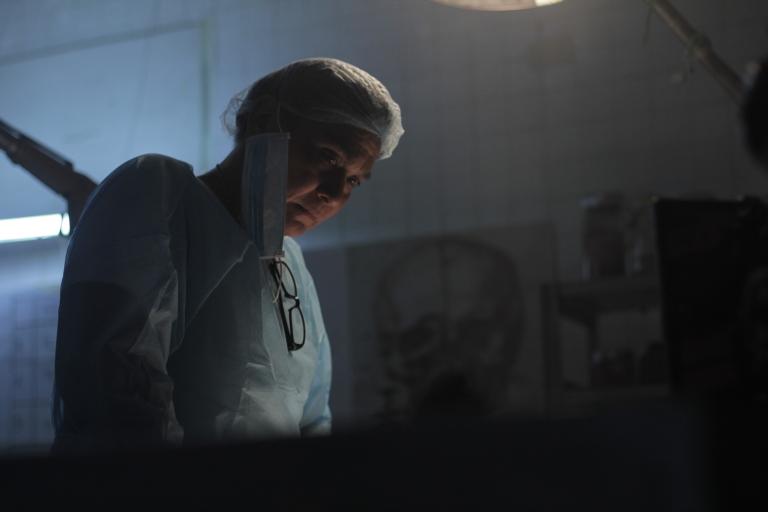 Nonie Buencamino as Fr Gus Saenz